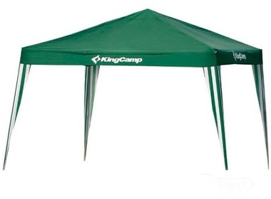 Тент-шатер KINGCAMP Gazebo Green (KT3050)