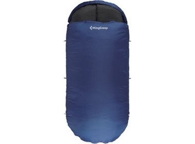 Спальный мешок KINGCAMP Freespace 250 (KS3168) L Blue