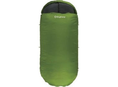 Спальный мешок KINGCAMP Freespace 250 (KS3168) R Green