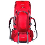 Рюкзак KINGCAMP Peak 60+5 (KB3248) Red