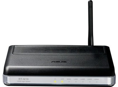 Маршрутизатор Wi-Fi ASUS RT-N10