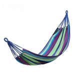Гамак KINGCAMP Canvas Hammock (KG3752/35) Purple/Yellow