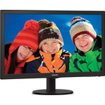 Монитор PHILIPS 243V5LHSB/00 Black (243V5LHSB/00)