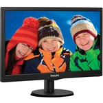 Монитор PHILIPS 223V5LSB/01 Black