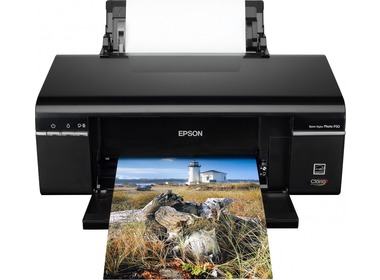Принтер EPSON Stylus Photo Р50 (C11CA45341)