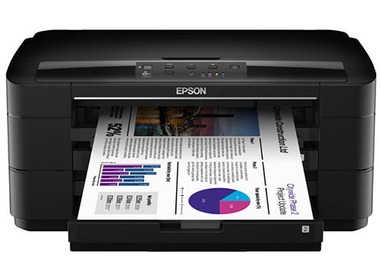 Принтер EPSON WorkForce WF7015 c WI-FI (C11CB59311)