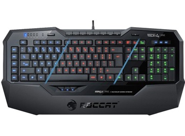 Клавиатура ROCCAT Isku FX – Multicolor Gaming Keyboard - RU (ROC-12-911)