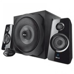 Акустическая система TRUST Tytan 2.1 Subwoofer Speaker Set with Bluetooth - black (19367)