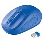 Мышка Trust Primo Wireless Mouse Blue (20786)