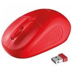 Мышь TRUST Primo Wireless Mouse Red (20787)
