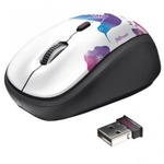 Мышь TRUST Yvi Wireless Mouse bird (20251)