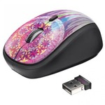 Мышь TRUST Yvi Wireless Mouse dream catcher (20252)