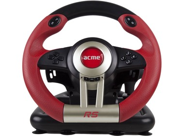 Руль ACME Racing Wheel RS (4770070870860) USB