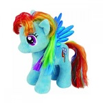 TY My Little Pony Пони Rainbow Dash 20см (41005)