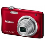 Фотокамера NIKON Coolpix A100 Red