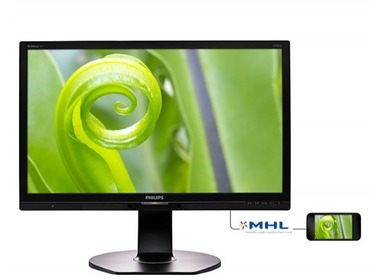 Монитор PHILIPS 241P6EPJEB/00