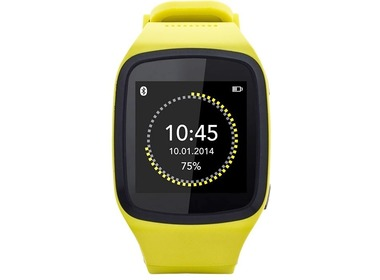 Смарт-часы MYKRONOZ ZeSplash Yellow (7640158010228)