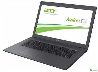 Ноутбук ACER Aspire E5-574-56HU (NX.G36EU.001) Black-Iron