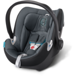 Автокресло CYBEX Aton Q Black Sea-black blue (515104115)
