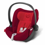 Автокресло CYBEX Cloud Q Mars Red-red (516110005)