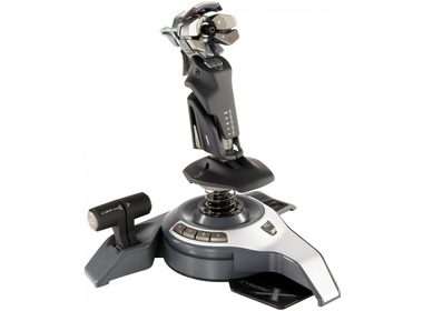 Джойстик MADCATZ F.L.Y 5 Flight Stick (R21-MCB43302) черный USB