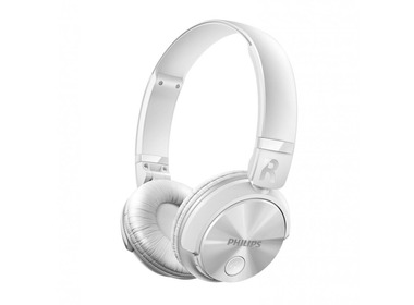 Bluetooth-гарнитура PHILIPS SHB3060WT/00 White