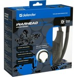 Гарнитура DEFENDER Warhead G-170 Black (64114)