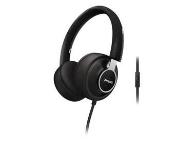 Гарнитура PHILIPS SHL5605FB/10 Black