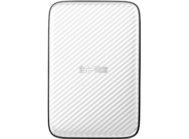 Внешний HDD 2.5 500Gb SILICON POWER Diamond D20 White (SP500GBPHDD20S3W)
