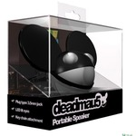 Акустическая система KITSOUND Deadmau5 Portable Speaker Black (KSDM5BK)