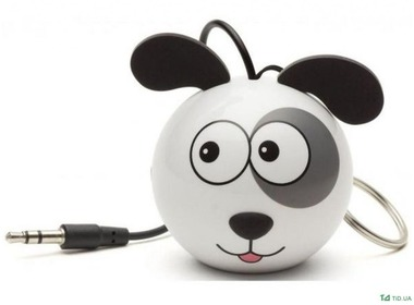 Акустическая система KITSOUND Mini Buddy Speaker Dog (KSNMBDOG)