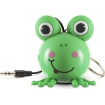 Акустическая система KITSOUND Mini Buddy Speaker Frog (KSNMBFRG)
