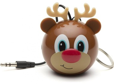 Акустическая система KITSOUND Mini Buddy Speaker Reindeer (KSNMBRDR)