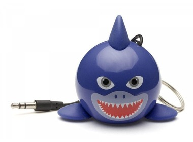 Акустическая система KITSOUND Mini Buddy Speaker Shark Grey (KSNMBSHK)