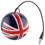 Акустическая система KITSOUND Mini Buddy Speaker Union Jack (KSNMBGBF)