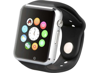 UWATCH Смарт-часы Smart Watch A1 Black Android + iOS (SWA1B)