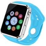 UWATCH Смарт-часы Smart Watch A1 Blue Android + iOS (SWA1BL)