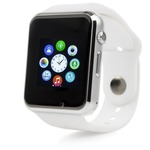 UWATCH Смарт-часы Smart Watch A1 White Android + iOS (SWA1W)