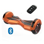 Гироборд PROLOGIX Junior-X 8 with Led, Bluetooth, RC, Bag, Orange (BS-K80B/BRC-Orange)