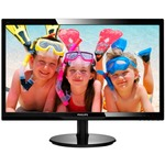 Монитор PHILIPS 246V5LSB/00 Black