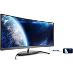 Монитор PHILIPS BDM3490UC/00 Black/Grey