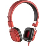 Гарнитура KITSOUND Clash On-Ear Headphones with In-line Mic Red (KSCLARD)