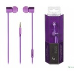 Гарнитура KITSOUND Hive In-Ear Headphones Purple (KSHIVBPU)