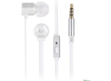 Гарнитура KITSOUND Hive In-Ear Headphones White (KSHIVBWH)