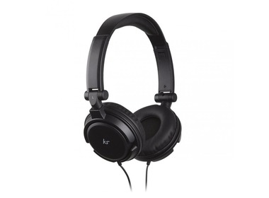Гарнитура KITSOUND iD Headhones with Microphone and Multi-function Button Black (KSIDBK)