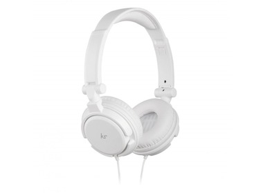 Гарнитура KITSOUND iD Headhones with Microphone and Multi-function Button White (KSIDWH)