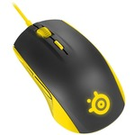 Мышь STEELSERIES Rival 100 (62340) proton yellow USB