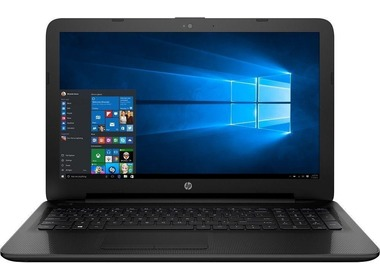 Ноутбук HP 15-ac652ur (W6W76EA) Black