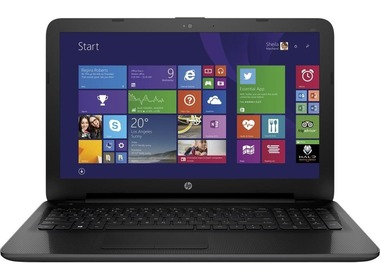 Ноутбук HP 250 G4 (T6Q97EA) Black