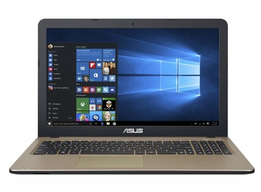 Ноутбук ASUS X540SA (X540SA-XX012D) Chocolate Black